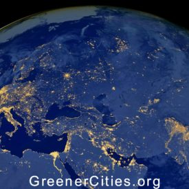 Sustainable, Resilient Cities