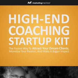 Marketing Mentors Offering High-End Coaching Startup Kit With Adam Urbanski – MentorNet