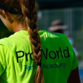 ProWorld Tennis Academy Players and Coaches – Watch Videos